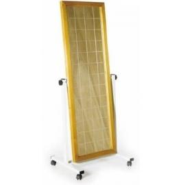 Espejo movil cuadriculado | sin asideros | 181 x 65 x 69 cm