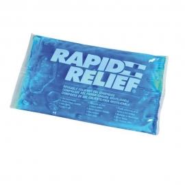 Bolsa frío calor   Compresa reutilizable   15x26 cm   Rapid Relief