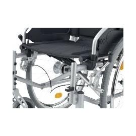 Freno izquierdo silla de ruedas ECO | Conjunto de freno manual | Acero