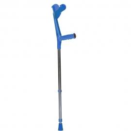 Bastón inglés | muleta regulable | 1 unidad | color azul | Tukán | FORTA