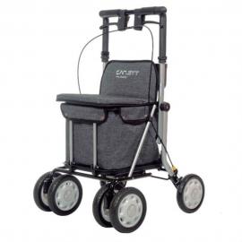 Carro de la compra | Plegable | Con asiento y sistema de frenado | Let900