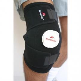 Pulpo de neopreno ajustable para rodilla y codo