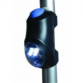 Linterna LED con tubo adaptable | 20-26 mm