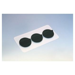 Electrodo para estimulación muscular pregelado diam.50mm s/cable