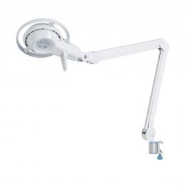 Luminaria de reconocimiento MS LED de 8W con soporte raíl plus