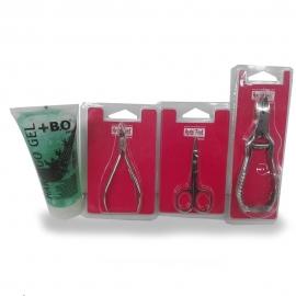 Pack manicura y pedicura con loción Aloe Vera