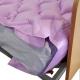 Colchón antiescaras de aire   Compresor   PVC ignífugo   200x90x7 cm   Grado 1   130 celdas   Lila   Mobi 1   Mobiclinic - Foto 6