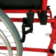 Silla de ruedas plegable | Aluminio | Freno en manetas y ruedas | Ruedas grandes |Torre | Mobiclinic - Foto 4
