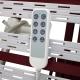 Cama articulada eléctrica | Somier | Elevador de 90 cm | Lamas anti bacterias | Tecnimoem - Foto 3