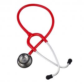 Fonendoscopio Riester® duplex 2.0 | Acero inoxidable rojo | 4210-04