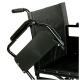 Silla de ruedas plegable |Manual |Acero| Modelo 8600 de anchura estándar 45cm - Foto 6
