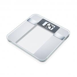 Bascula de baño diagnostica de cristal, Balanza digital