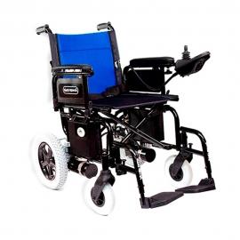 Silla de ruedas eléctrica | Plegable | Batería de litio | Power Chair | Libercar