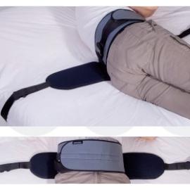 Cinturón de sujeción para la cama   Acolchado, cierre de hebilla   Camas de 90 cm
