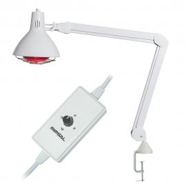 Lámpara Infra Plus de infrarrojos con temporizador y soporte de mesa