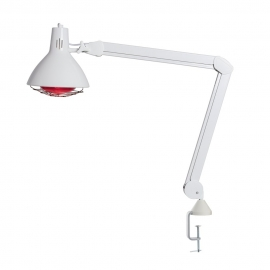 Lámpara Infra Plus de infrarrojos con soporte de mesa