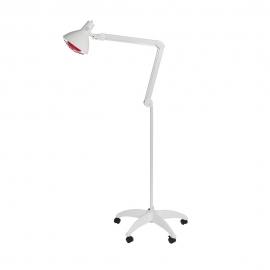 Lámpara Infra Plus de infrarrojos con base rodable de 4 kg