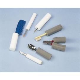 Tubos de espuma   Plastazote   Para el agarre de utensilios   1 metro   Varias medidas