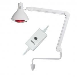 Lámpara Infra Plus de infrarrojos con temporizador y brazo extensión