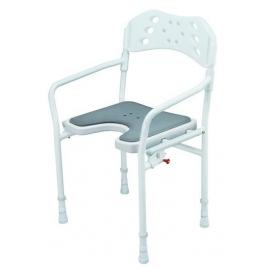 Tobago silla plegable para ducha
