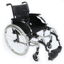 Silla de ruedas de aluminio   Ortopédica   Action 2