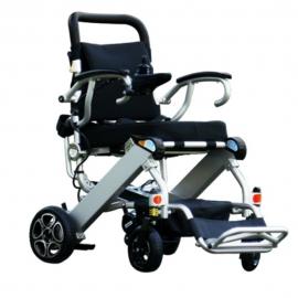 Silla de ruedas eléctrica | Plegable | 5 velocidades | Ligera | Mistral