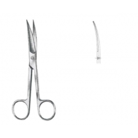 Tijeras de cirugía Standard curva A/A