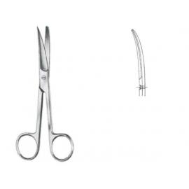 Tijera de cirugía Standard curva A/R