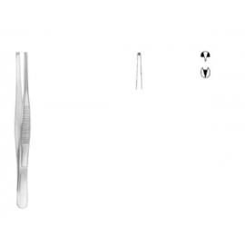 Pinza de disección estándar 1:2 D recta
