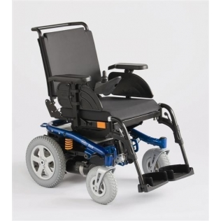 Silla eléctrica   asiento regulable 44 - 48 cm   mod. Bora