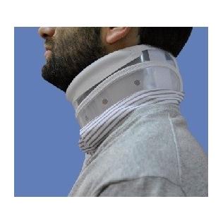 Collarín cervical de polietileno 2 piezas T.4 (XL)