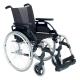 "Silla de ruedas   Breezy Style   Aluminio   Rueda 24""   Gris selenio - Foto 1"