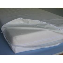 Funda Colchon Impermeable Rizo 120x190 cm
