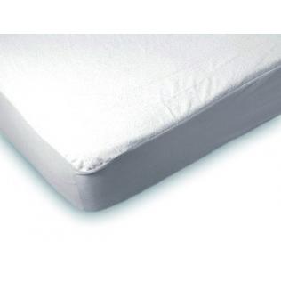 Protector de colchón impermeable pvc.
