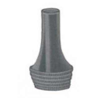 Zöllner espec.auric.5,5x6,5mm alu negro