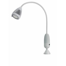 Luz LED fría | Brazo extensible | Blanco | Luxiflex