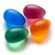 Pelotas antiestrés | Ejercitador de manos y muñecas | Fortalecedores de mano | 4 colores - Foto 1