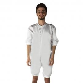 Pijama antipañal de sarga (verano) | Manga y pierna corta | Varias tallas
