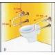 Barra asidero | soporte de seguridad | acero inoxidable | 515 x 315mm | Mobiclinic - Foto 1