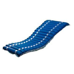 Colchón antiescaras Deluxe de aire | Colchoneta de repuesto | Nylon y PVC | 20 celdas | Azul | Mobi 2 | Mobiclinic