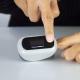 Pulsioxímetro de dedo | Onda pletismográfica | SpO2 | Frecuencia cardíaca | Pantalla OLED | Gris - Foto 3