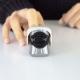 Pulsioxímetro de dedo | Onda pletismográfica | SpO2 | Frecuencia cardíaca | Pantalla OLED | Gris - Foto 7