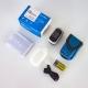 Pulsioxímetro de dedo | Onda pletismográfica | SpO2 | Frecuencia cardíaca | Pantalla OLED | Gris - Foto 8