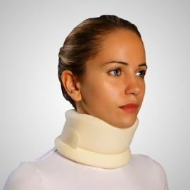 Collarín cervical |Blando | Ajustable | Blanco | Varias tallas | CCO10 | Emo
