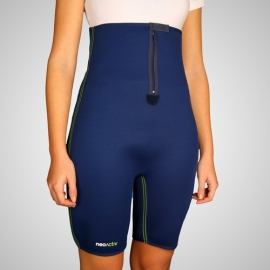 Pantalones altos neopreno | Azul | Varias Tallas | PT03A | EMO