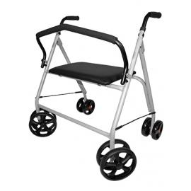 Andador para adultos   Bariátrico   Hasta 180 kg   Plegable   Kanguro Maxi   Forta