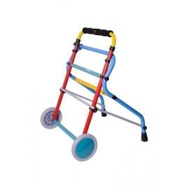 Andador Infantil con dos ruedas | Plegable | Aluminio | Multicolor | AIR-N | Forta