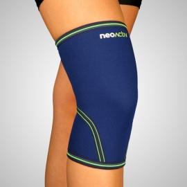 Rodillera Cerrada | Neopreno | Artritis y artrosis de rodilla | Esguinces ligamento | Azul | Varias tallas |RD01A | EMO