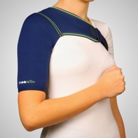Soporte de hombros | Unilateral | Neopreno | SH01A | Emo