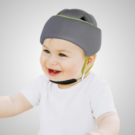 Kids protector craneal | Acolchado | Gris | Varias tallas | KPC401 | Emo